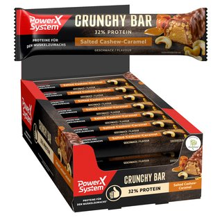 Power System Crunchy Protein Bar (45g)