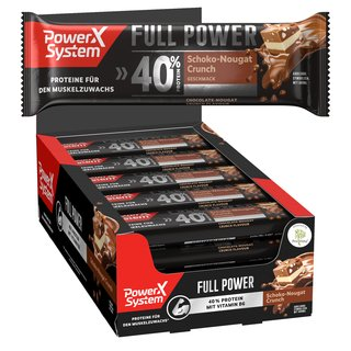 Power System Professional Protein Bar 40% - 70g