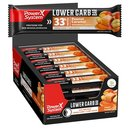Power System LOWer CARB Protein Riegel (45g)