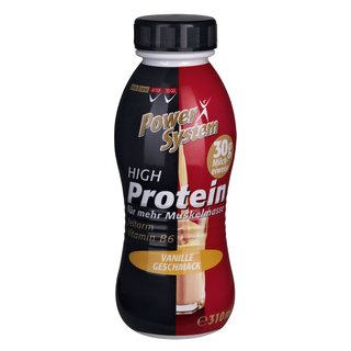 Power System High Protein Drink 310ml Vanille