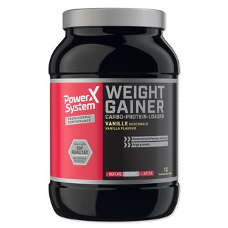 Power System Weight Gainer - 1.000g Vanille